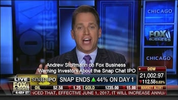 Andrew Stoltmann on Fox Business